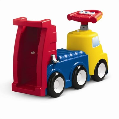 Little Tikes Handle Haulers Haul & Ride Truck