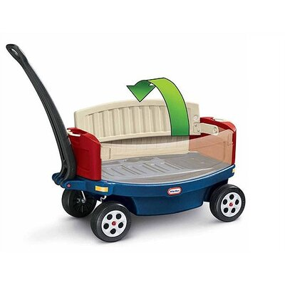 Little Tikes Endless Adventures Ride & Relax Wagon