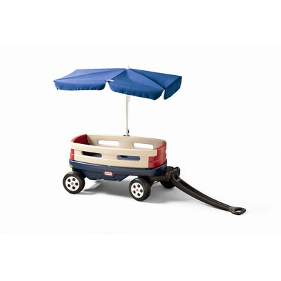 Little Tikes Explorer Wagon with Umbrella