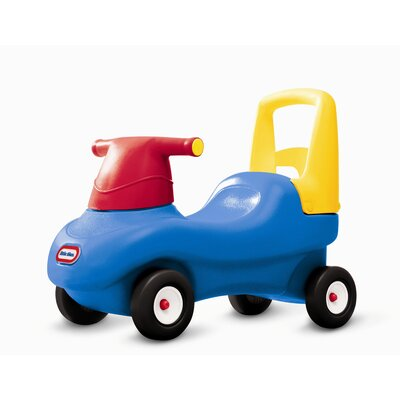 Little Tikes Blue, Red, Yellow Push & Ride Racer