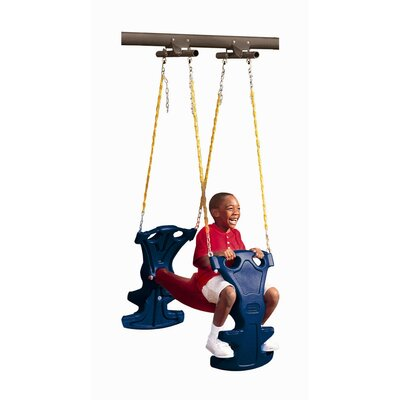 Little Tikes Endless Adventures Playcenter Swing Set