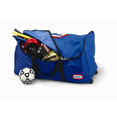 "Little Tikes 12"" Multi-Purpose 2-Wheeled Carry-On Duffel"