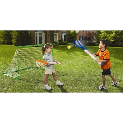 Little Tikes Easy Score Soccer, Hockey and Lacrosse Set