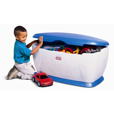 Little Tikes Juvenile Furniture Giant Toy Chest with Lid