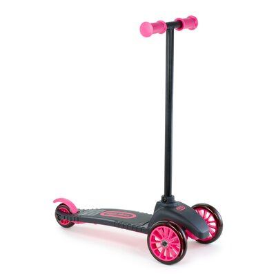 Lean to Turn Scooter