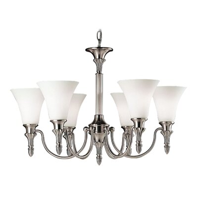 Livex Lighting New Haven 6 Light Chandelier