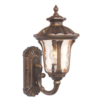 Livex Lighting Oxford Outdoor Wall Lantern