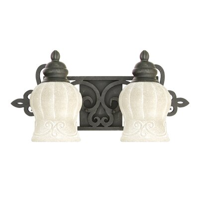 Livex Lighting Royal 2 Light Vanity Light