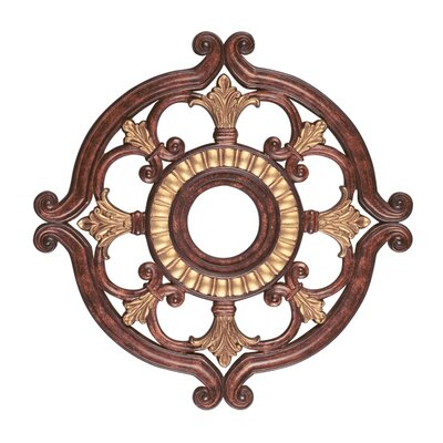 Livex Lighting Ceiling Medallion in Verona Bronze