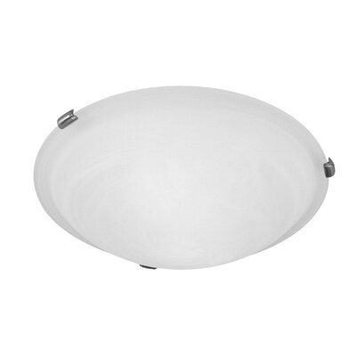 Livex Lighting Coronado 3 Light Flush Mount
