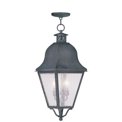 Amwell 3 Light Foyer Pendant