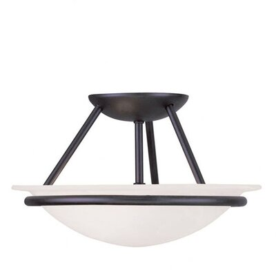 Livex Lighting Newburgh Flush Mount