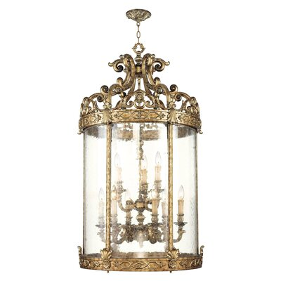 Chateau 9 Light Foyer Pendant