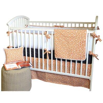 Bebe Chic Alex 4 Piece Crib Bedding Collection