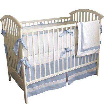 Bebe Chic Jake 3 Piece Crib Bedding Collection