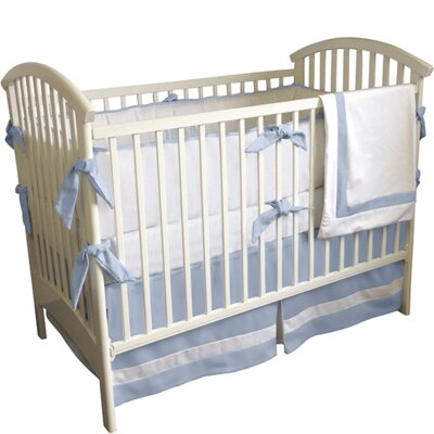 Bebe Chic Jake 3 Piece Crib Bedding Collection
