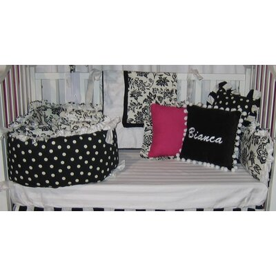 Bebe Chic Bianca Crib Bedding Collection