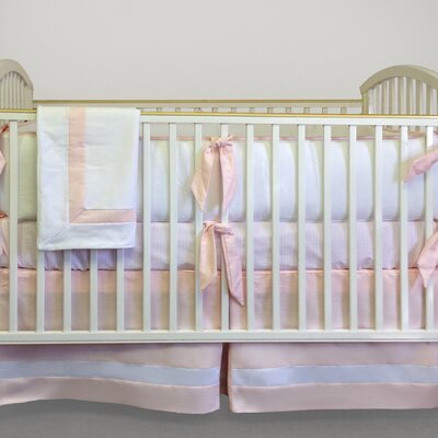 Bebe Chic Ava 3 Piece Crib Bedding Collection