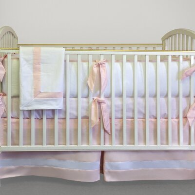Ava 3 Piece Crib Bedding Collection