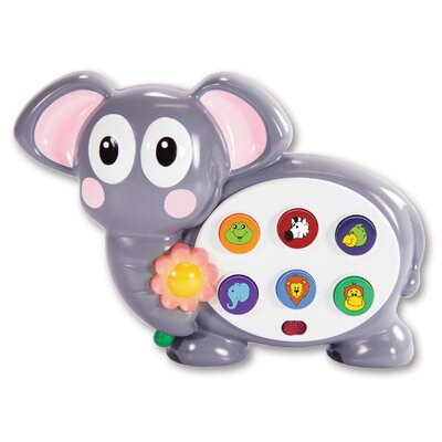 Early Learning Animal Pals Safari Elephant