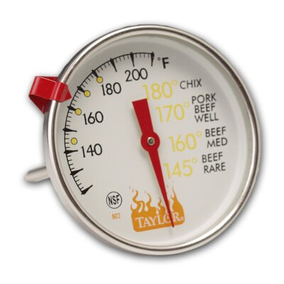 Weekend Warrior Meat Thermometer