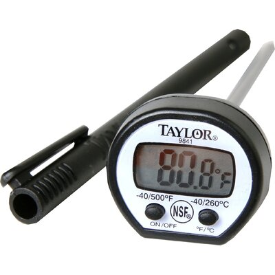 Classic High Range Instant Read Thermometer