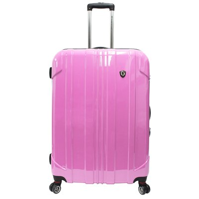 """Traveler's Choice Sedona 100% Pure Polycarbonate 29"""" Expandable Spinner Luggage"""