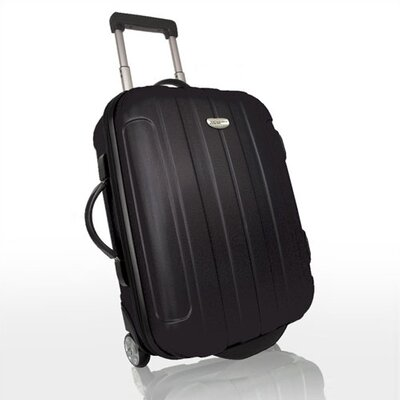 "Traveler's Choice Rome 20"" Hard-Shell Hardsided Rolling Upright"