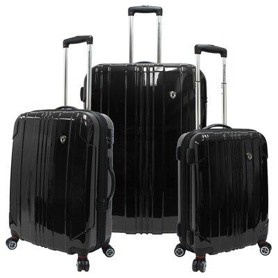 Sedona 3 Piece Hardsided Expandable Luggage Set