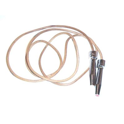 Amber Sporting Goods Weighted Leather Jump Rope