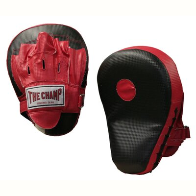 "Amber Sporting Goods ""The Champ"" Boxing Focus Mitts"
