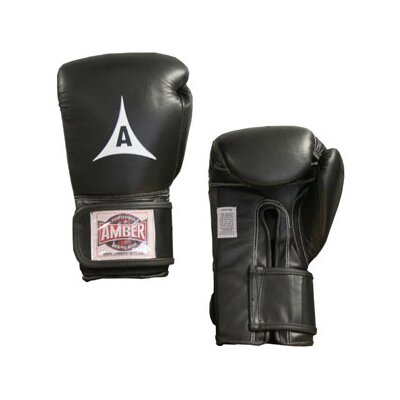 Amber Sporting Goods Professional Velcro Training Gloves