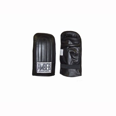 Extreme Boxing Bag Gloves in Black