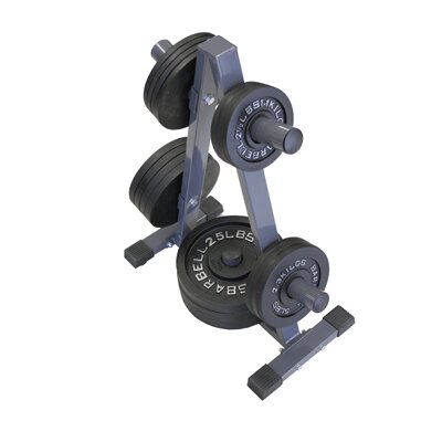 "Amber Sporting Goods 2"" Weight Plate Tree"