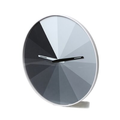 "Kikkerland 14.17"" Ultra Flat Wall Clock"