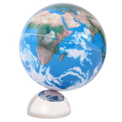 Kikkerland Beautiful Earth Globe