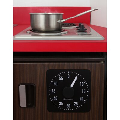 Kikkerland Extra Large Magnetic Rotary Kitchen Timer