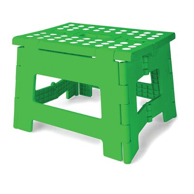 Kikkerland Easy Fold Step Stool 2010