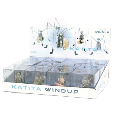 Kikkerland Katita Wind Up