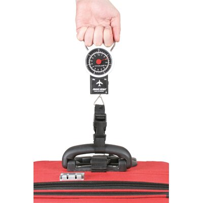 Kikkerland Accessories Travel Luggage Scale