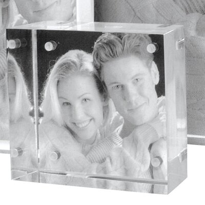Kikkerland Acrylic Picture Frame