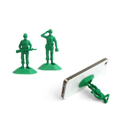 Kikkerland Isoldier Stand (Set of 2)