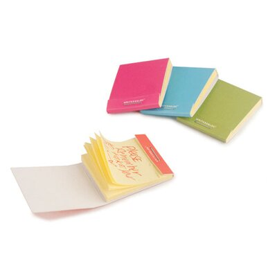 Kikkerland Matchbook Sticky Notes (Set of 4)