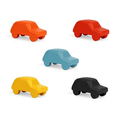 Kikkerland Car Crayons (Set of 5)