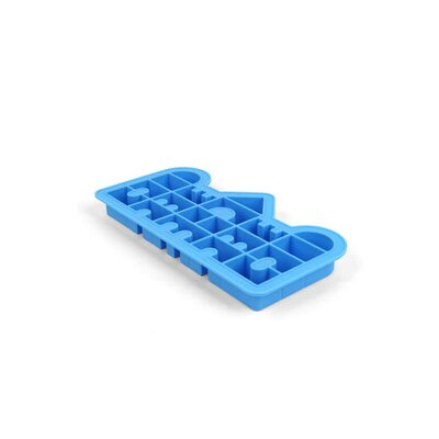 Kikkerland Ice Castle Ice Tray