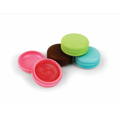 Kikkerland Macaron Lip Gloss
