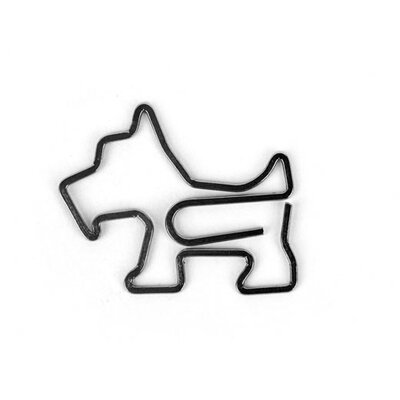 Kikkerland Dog Paper Clips (Set of 6)