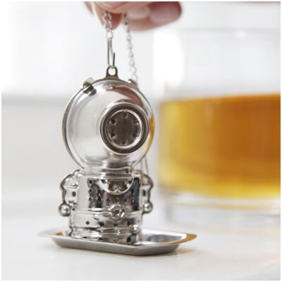 Kikkerland Jacques the Diver Tea Infuser