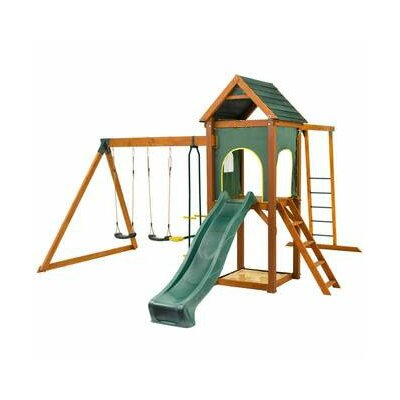 Swing Town Theadore Swing Set