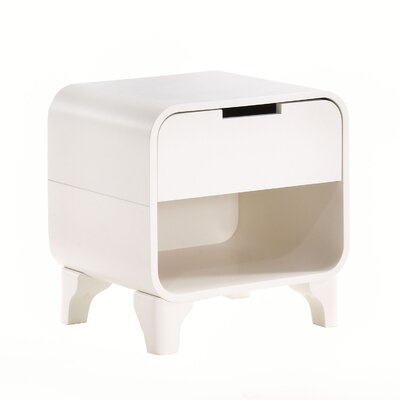 Tulip Piccolo 1 Drawer Nightstand